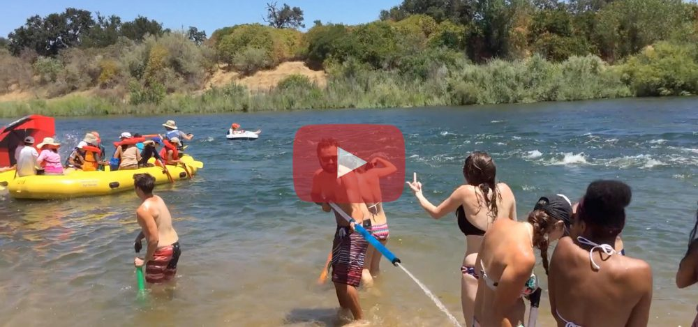 2016 American River Rafting Sacramento