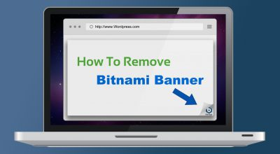 How to Remove Bitnami Banner