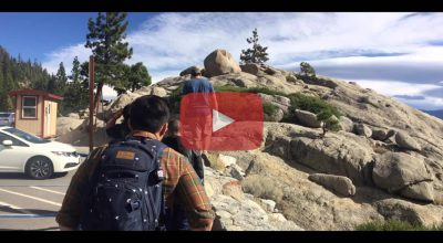 Matt's Bachelor Trip Lake Tahoe